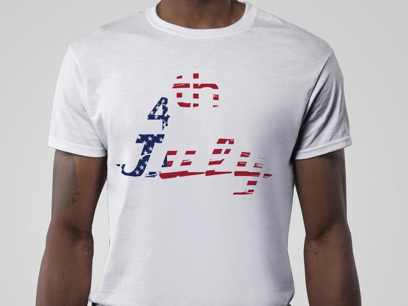 4th July Tshirt new t-shirt 4 july 4th july american indipendent american flag american america