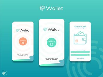 i wallet app design figma web design design wallet app application application design ux logo ui