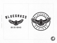 Custom Vintage Logo Design by Awaken Design Company