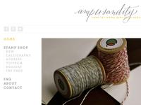 Ampersandity Website Design