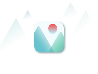 #DailyUI 005 App Icon