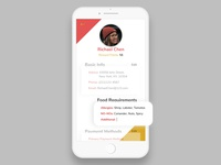 #DailyUI 006 User Profile