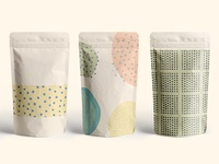 Dot Pattern Packaging