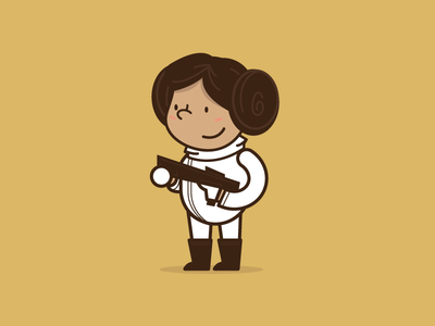 Rest in Peace, Princess Leia