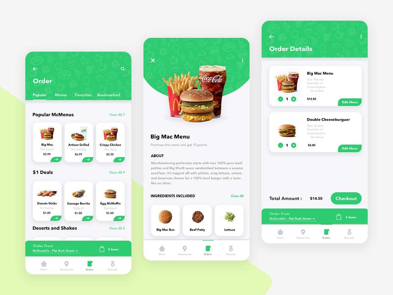 FindMe UI/UX App | Order