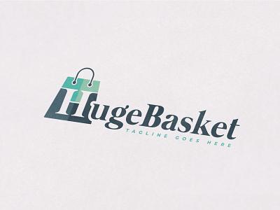 Bag logo bag design bags online online shop shopping bag modern simple logo design logodesign emblem minimalist logo icon minimalist creative favicon logotype logo identity brand