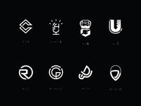Creative Logo Design Collection 01