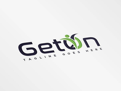 GetOn Logo Design Concept.