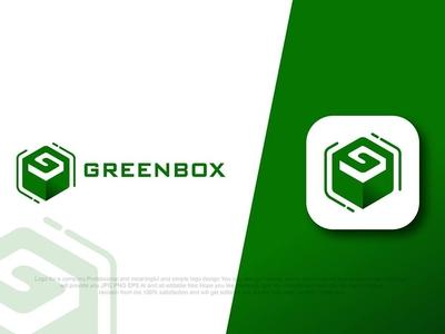 GreenBox Logo Design