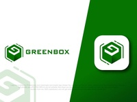GreenBox Logo Design