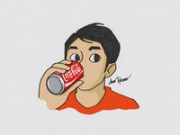 KK Drink Coca-Cola