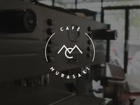 Cafe Murasaki Logo