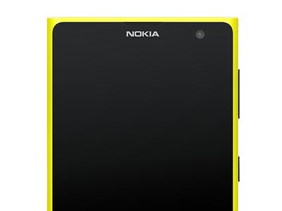 Nokia — vector illustration device nokia vector illustration mobile drow