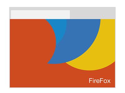 Firefox firefox browsers flat interface windows mac line gray blue