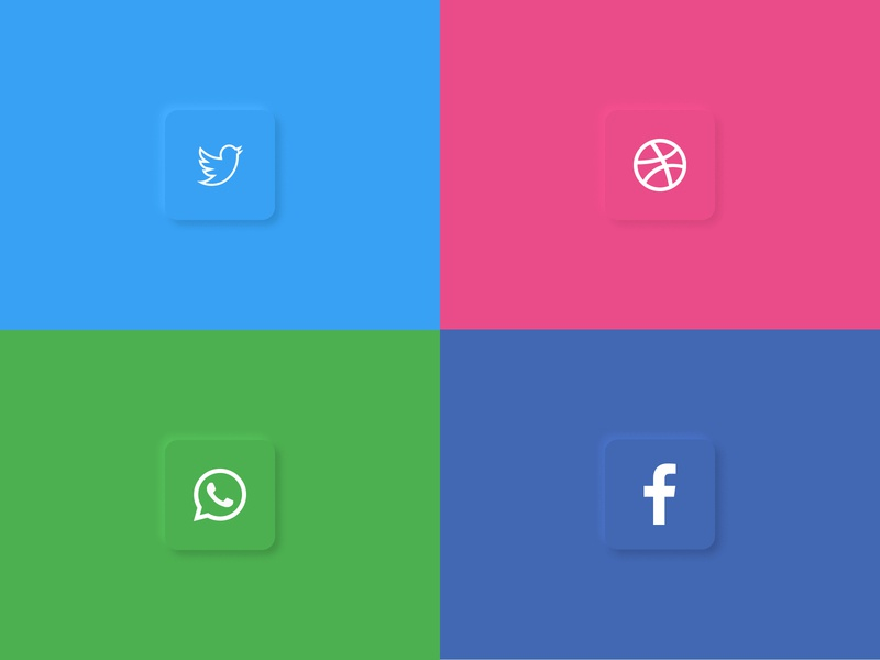 Social Share Icons icons set share button neumorphic neumorphism icons design icons icon pack social media icons social media banner social media pack media icons social network social media social figmadesign uidesign webdesign dailyui design figma