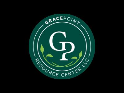 GracePoint Resource Center Logo Design