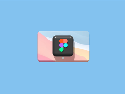 App Icon Daily Ui 005 dailyui005 dailyui web app ux ui animation 3dicon 3d icon figmaicon figma design