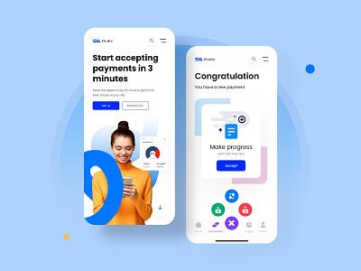 Finance Mobile App Design financeapp financeappdesign software mobileapplication mobileappdesign mobileappdevelopment android app mobileapp