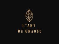 Logo design for L'Art Du Dragée