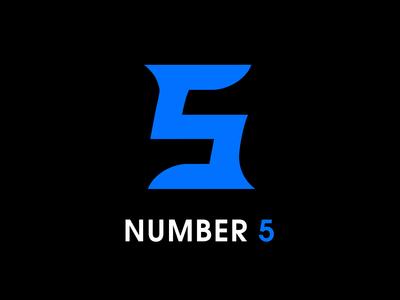 Logo Number ''5''