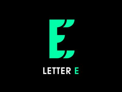 Logo letter ''E''