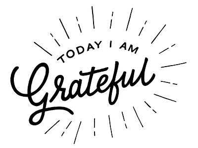Grateful handlettering procreate lettering goodtype grateful