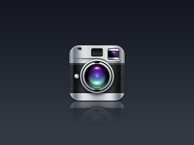 Camera - Avant 2 HD iphone theme avant iphone 4 icon set