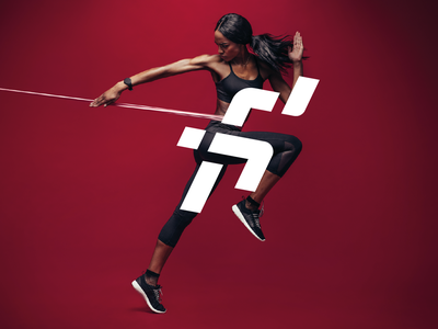 Sandra Nascimento Personal Trainer identidade visual logo design fitness personal branding personal trainer