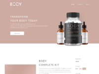Bodycompleterx funnel