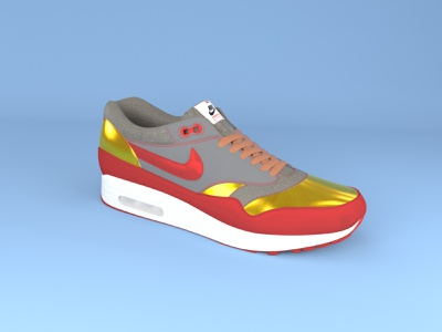 nike motion design nike air max c4d