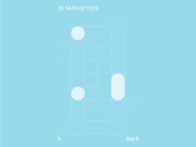 h : 26 Days of Type