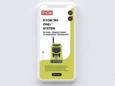 Ryobi Mobile Concept