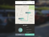 Parking Application Redesign