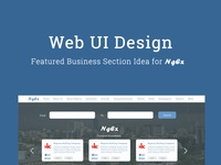 Web Design for Nigerian Business Directory
