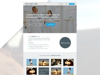 web user interface design based on Client Prototype