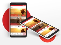 Mobile Apps for Gym Company to Enroll Classes Online