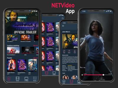 Netvideo App
