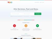 Homepage final