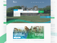 Landing Page for Landed houses