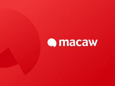 we're macaw