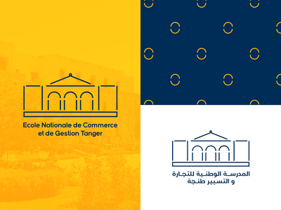 ENCGT Branding branding and identity logo design branding