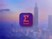 DailyUI#005_App Icon_Expo Taipei