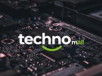 Logo for technomall.az