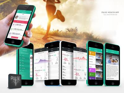 Pulse Health App