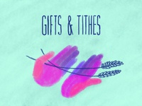 Gifts & Tithes