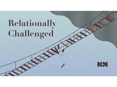 Relationships, yo new mercy banner vector illustration iso 2d