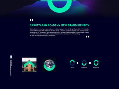 Dashtyaran Brand Identity minimalism stationary branding minimal brand identity brand