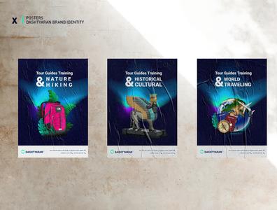 Dashtyaran Brand Identity design poster design poster minimal stationary brand identity brand