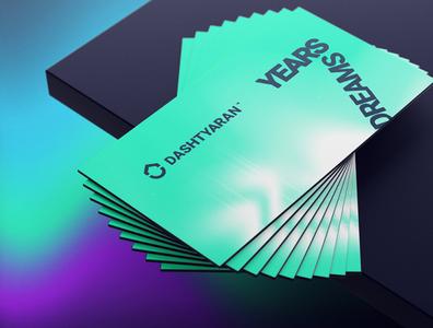 Dashtyaran Brand Identity typogaphy brand design minimal stationary brand brand identity