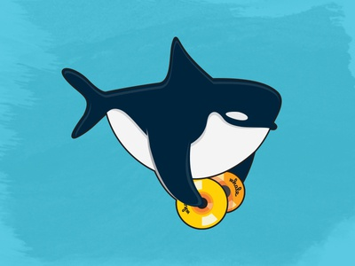 "Killer Whale ""Orcastra"""